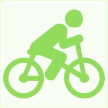aim for seva bike to educate