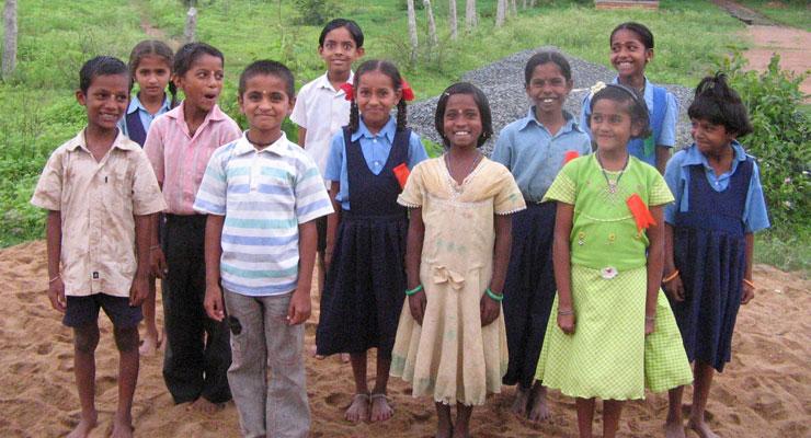 Maharaja Golf Classic (AIM for SEVA Golf 2 Educate) Children Educating Children: Fern Hill School
