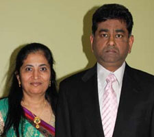 Kiran & Dipika Patel