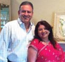 Sutikshan & Bindu Anand