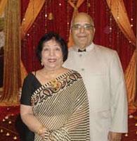 Mr. Sham & Mrs. Satya Arora