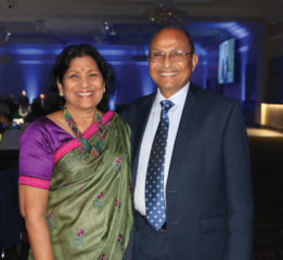 Anand and Vijaya Jain