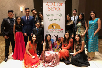 AIM for SEVA Kids Youth Committee