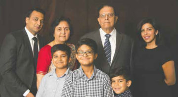 The Kotecha Family