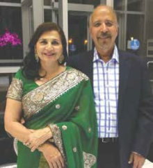 Mrs. Nalini & Mr. Kamal Paul