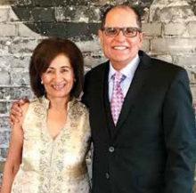 Dr. Subodh & Mrs. Anita Kanani