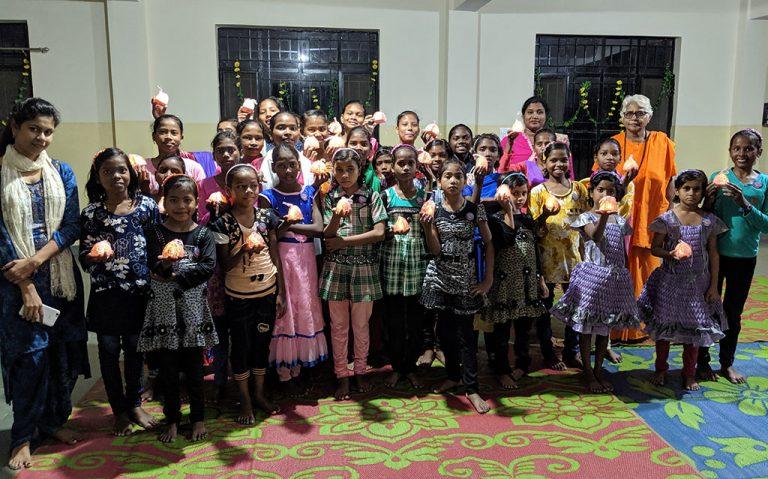 AIM for SEVA Lucknow Hostel Visit